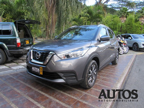 Nissan Kicks Cc1600 Mt