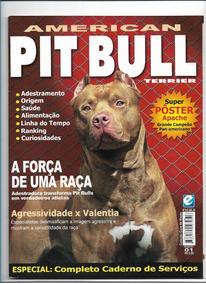 American Pit Bull Terrier Revista Ed 1 Cão