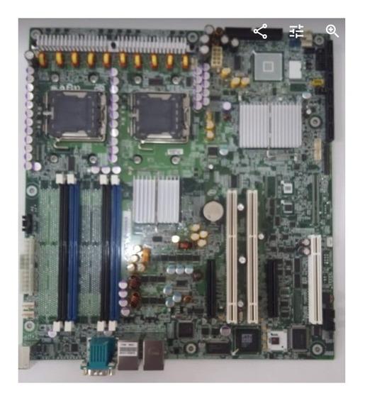 Placa Mae Intel S5000vsa P/ Servidor (nova)