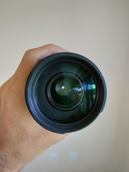 Lente Sigma 70 - 300 F/4-5.6 Para Nikon