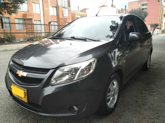 Chevrolet Sail Ltz 1400cc Abs Aa Mt