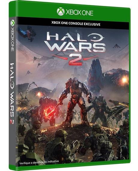 Halo Wars 2 Xbox One Midia Fisica Novo Lacrado Em Português