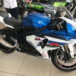 Suzuki Gsxr 1000 2013 Azul
