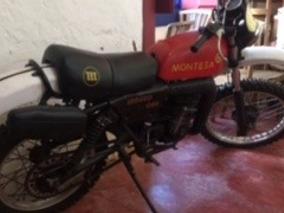 Montesa Enduro 250 Toda Original