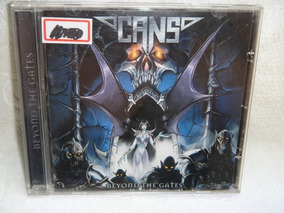 Cd - Cans - Beyond The Gates