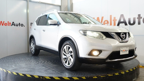 Imagen 1 de 15 de Nissan X-trail Exclusive 2 Filas 2017