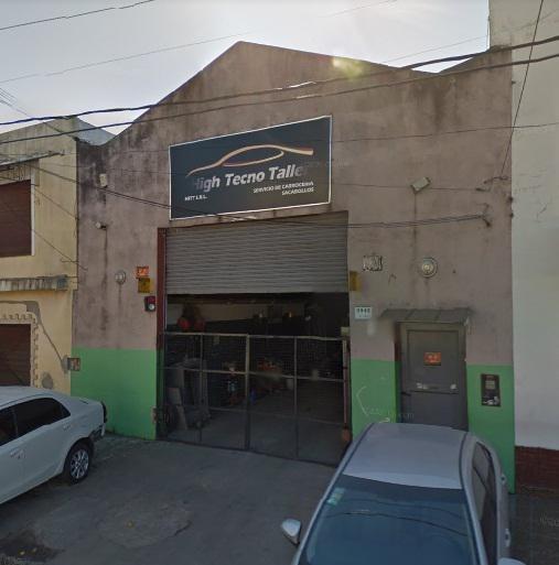 Venta De Local Tipo Galpon - Roma 2942. Oportunidad