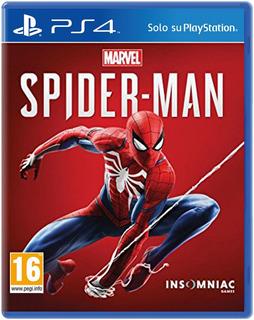 Spider-man Ps4 Hasta 12 Cuotas Sin Interes!