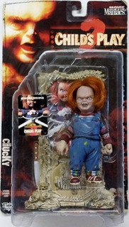 Figura Chucky Childs Play 2 Movie Maniacs Mcfarlane Nuevo