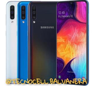 Celular Samsung Galaxy A50 128gb 4gb 25mpx Liberado