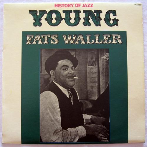 Young - Fats Waller - Vinilo Lp Italiano