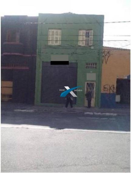 Galpão À Venda, 350 M² Por R$ 799.000 - Cambuci - São Paulo/sp - Ga0057