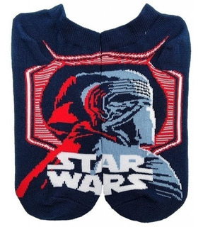 Medias Soquetes Star Wars - Kylo Ren