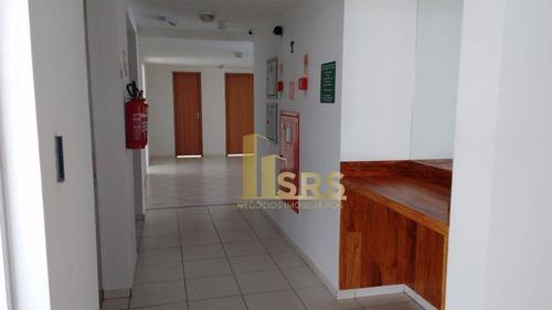 Apartamentos 2 Dormitórios - Centro Santo André - Ap0002