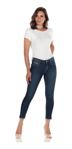 Emporio 1492-calça Jeans Feminina Levanta Bumbum