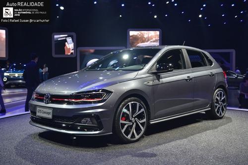 Volkswagen Polo 1.4tsi Gts 150cv Nuevo Automatico At 2020 01