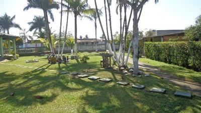Casa Ficando Lado Praia 1km Da Pista Ref 4671