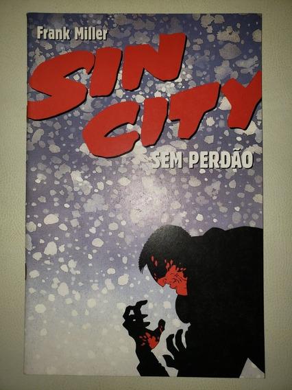 Frank Miller Sin City Sem Perdao Pandora Books 2002 Excelent