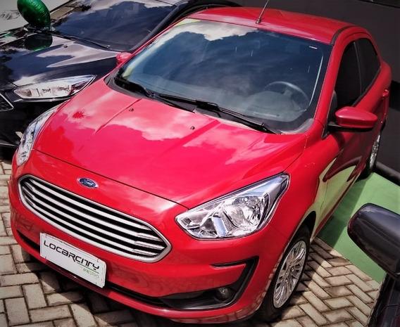 Ford Ka+sedan 1.5 Se Ipva 2020 Pago!!