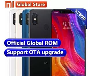 Xiaomi Mi 8 Red 4g Mexico 6gb+128 Gb Desbloqueado