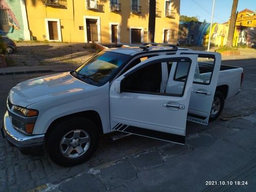 Imagen 1 de 12 de Chevrolet Colorado 2010 C L5 Aa Ee Doble Cabina 4x2 At