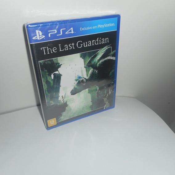 The Last Guardian Ps4 Mídia Física Novo Lacrado