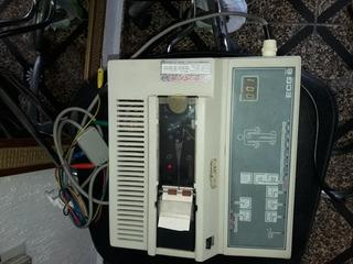Eletrocardiografo Ecg 6 Ecafix Otimo Aparelho