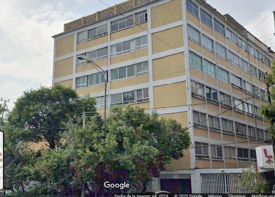 Departamento En Remate, En Col. Roma Sur