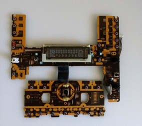 Placa Painel Som Panasonic Sa Ak350