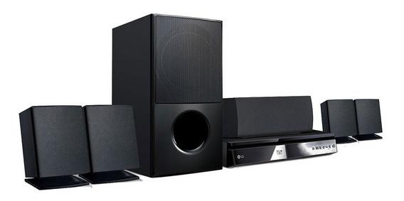 Home Theater Lg Lhd625 1000 Rms Full Hd Bluetooth, Usb, Hdmi