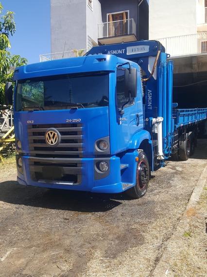 Vw 24250 2009 Constellation Truck Munck Gp