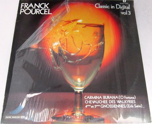 Franck Pourcel - Classic In Digital Vol 3 Nuevo Lp