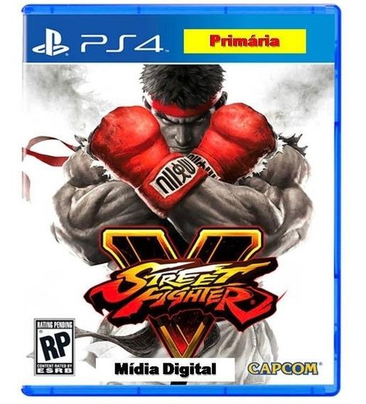 Street Fighter V Ps4 * Psn - P*r*i*m*a*r*i*a