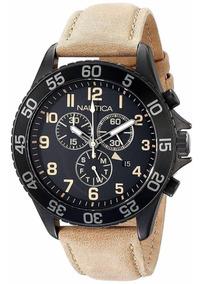 Relógio Nautica Nad17507g Nst19 Original Na Caixa Original