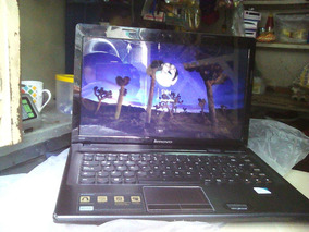 Laptop Lenovo G480