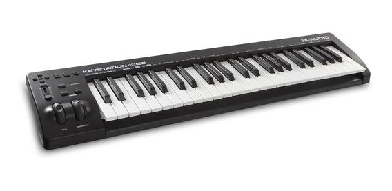 Teclado Controlador Keystation 49 Mk3 M-audio Usb