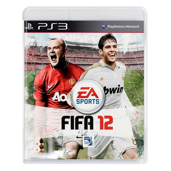 Fifa 2012 Fifa 12 Ps3 Mídia Física Pronta Entrega