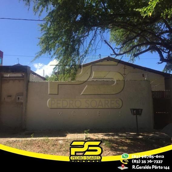 Casa Com 4 Dormitórios Para Alugar Por R$ 2.000/mês - Camboinha - Cabedelo/pb - Ca0426
