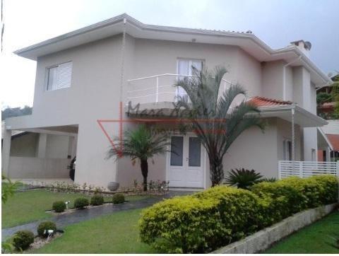 Sobrado Com 3 Dormitórios À Venda, 280 M² Por R$ 1.098.000,00 - Condomínio Bosques De Grevílea - Vinhedo/sp - So0246