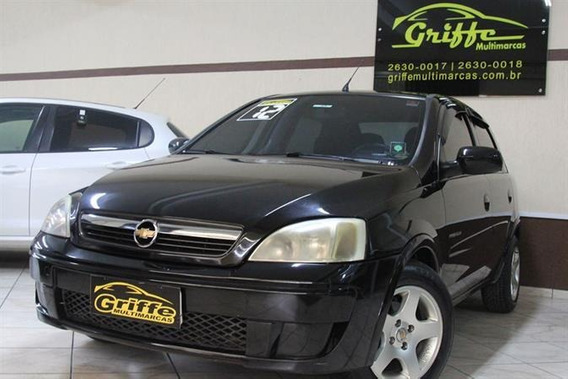 Chevrolet Corsa Sedan Premium 1.4 (flex) Álcool Manual