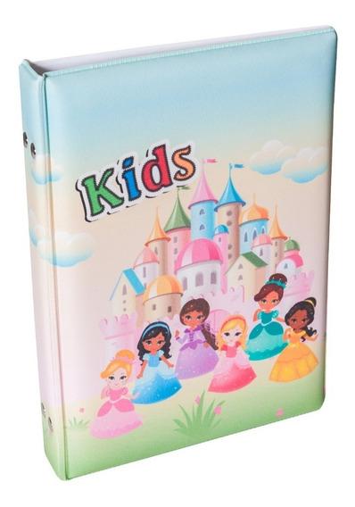 Álbum 15x21 100 Fotos Kids Várias Capas Feminino