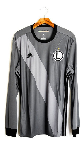Camisa Futebol Masculino Legia Varsóvia 17/18 adidas Bp9476