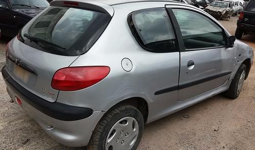 Sucata Peugeot 206 2001 (somente Peças)
