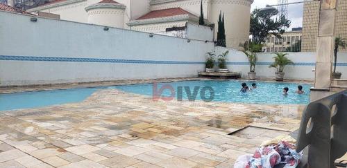 Apartamento 3 Quartos 94 M² Úteis R$ 4.350  Vila Clementino Sp - Ap4221