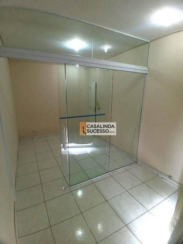 Sala Para Alugar, 45 M², Ao Lado Do Metrô Tatuapé, A  Por R$ 1.700/mês - Tatuapé - São Paulo/sp - Sa0734