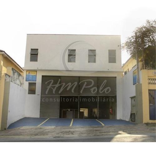 Barracão Para Aluguel Em Vila Marieta - Ba034821