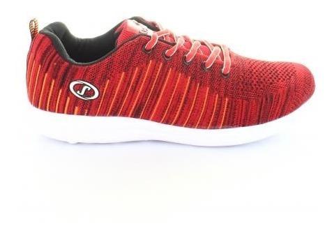 Tenis Para Hombre Spalding 14307-051674 Color Red