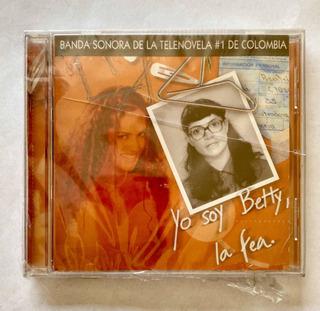Yo Soy Betty La Fea Cd Banda De La Telenovela Colombia