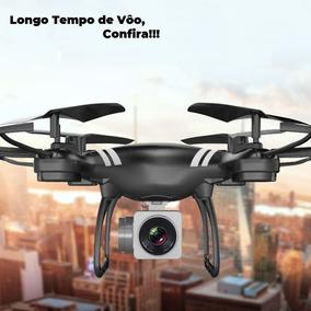 Drone Wifi 2.4g Wi-fi Camera Hd Longo Tempo De Vôo - Barato