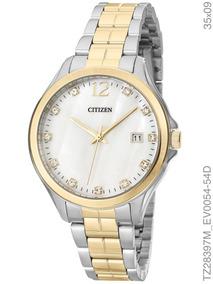 Relógio Citizen Feminino Bicolor Tz28397m